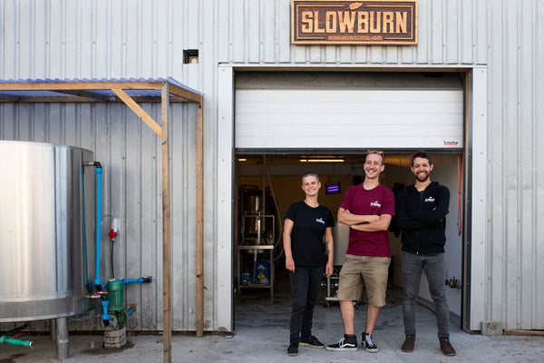Slowburn Co-founders