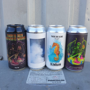 GLOW collab tasting box 4-pack