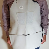 1010006 - Apron, Leather, w/pouch