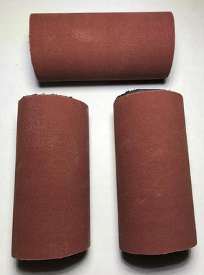 1101400 - Sand-it Cushioned Drum, 3-Pack 400 grit, Replacement Kit - bigfoot-carving-tools