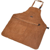 1144301 - Apron, Suede/Leather, 3-pocket, bigfoot-carving-tools