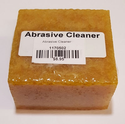 1170502 - Abrasive Cleaner - bigfoot-carving-tools