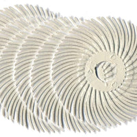 "1170660 - Radial Bristle Discs 2""- 120 grit (White), bigfoot-carving-tools, Foredom"