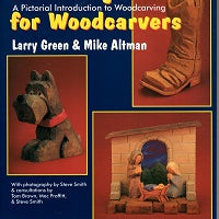 1210101 - First Projects for Woodcarvers - bigfoot-carving-tools