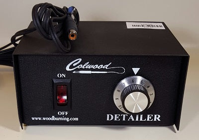 1220100 - Detailer Control Unit, Colwood - bigfoot-carving-tools