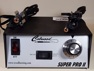 1220101 - Super Pro II (UF & HD Cord), Colwood - bigfoot-carving-tools