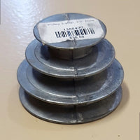 "1350400 - Pulley 3-step 1/2"" Bore - bigfoot-carving-tools"