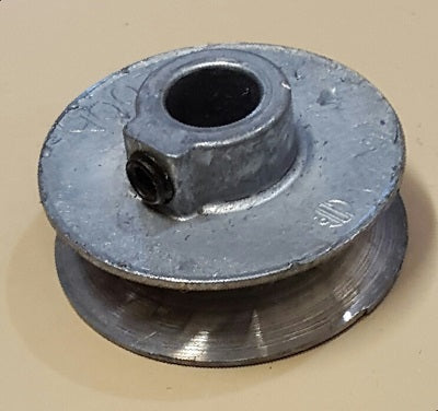 "1350502 - Pulley Die Casting 2"" dia 1/2"" Bore - bigfoot-carving-tools"