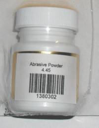 1380302 - Abrasive Powder - bigfoot-carving-tools