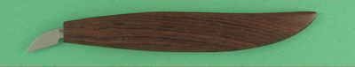 1460013 - Chip Carving Knife, Pointed, PC-1, Lee Ferguson, bigfoot-carving-tools