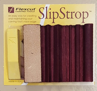 1526003 - Slip Strop - bigfoot-carving-tools