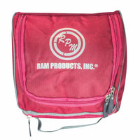 1590704 - Carry Bag for MicroMotors, Red, bigfoot-carving-tools, Power Carving, Case, Micro Motors