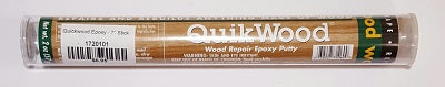 "1720100 - Quikwood Epoxy Putty- 3-1/2"" Stick - bigfoot-carving-tools"