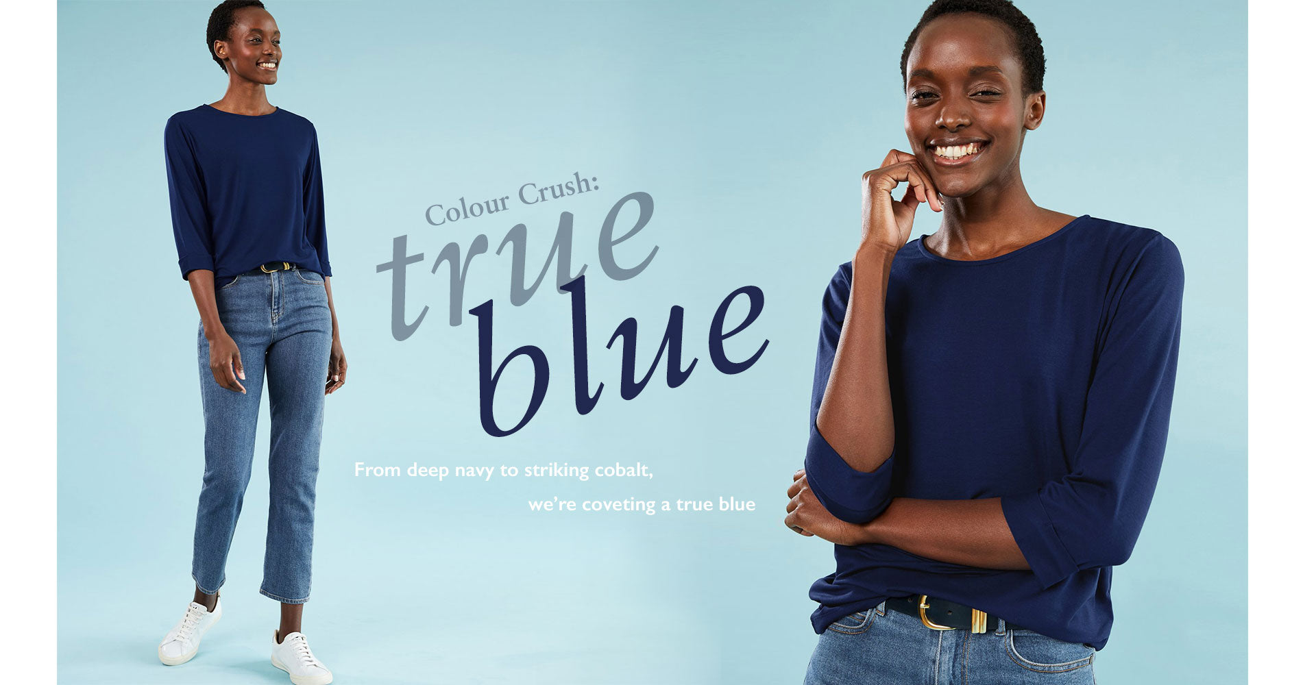Colour Crush: True Blue