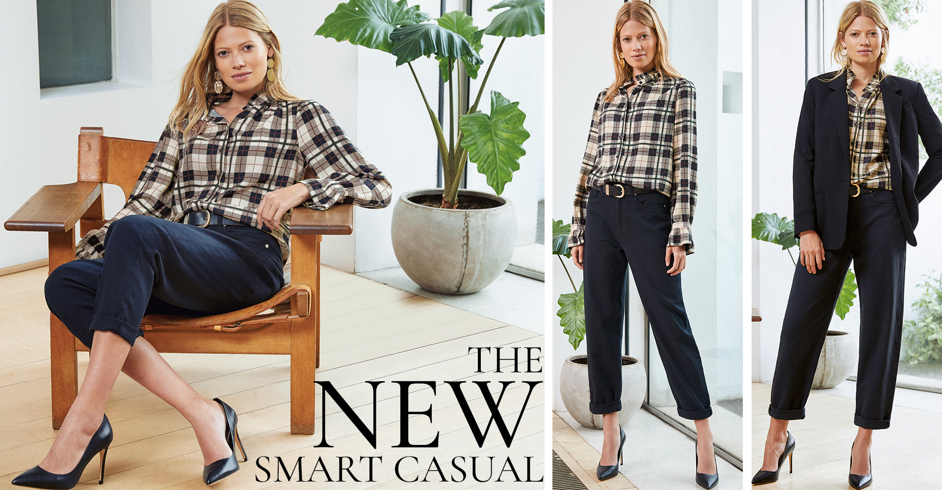 The new smart casual