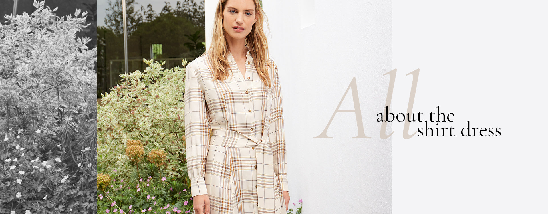All about the shirtdress