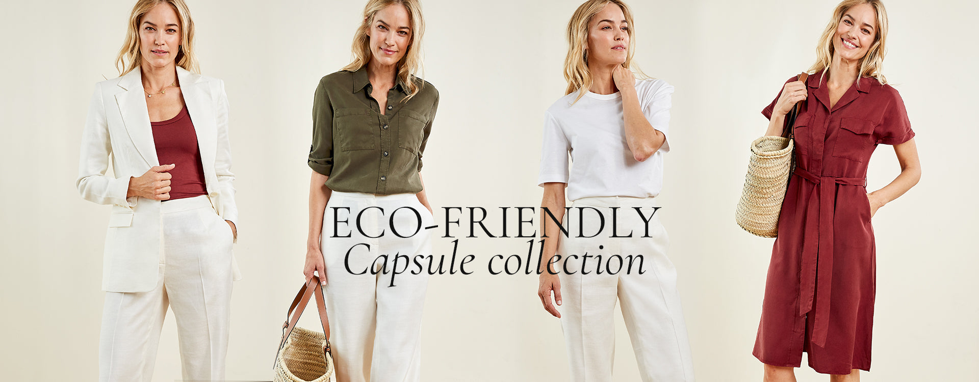 Eco-friendly Capsule Collection