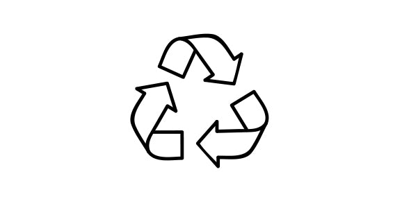 Recycled material