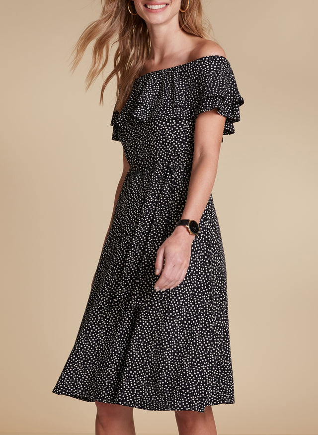 Martha Frill Dress