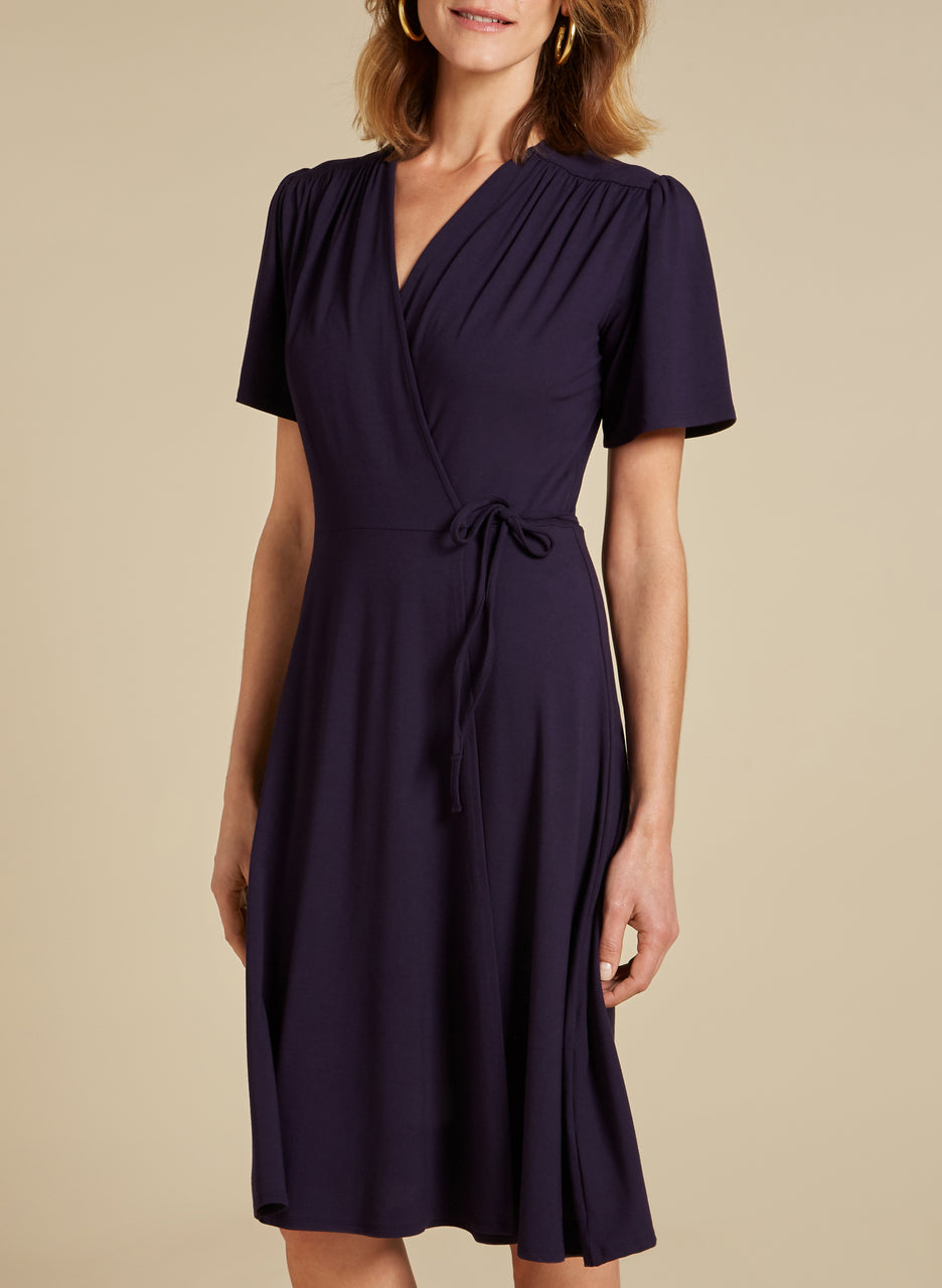 Kaitlyn Wrap Dress