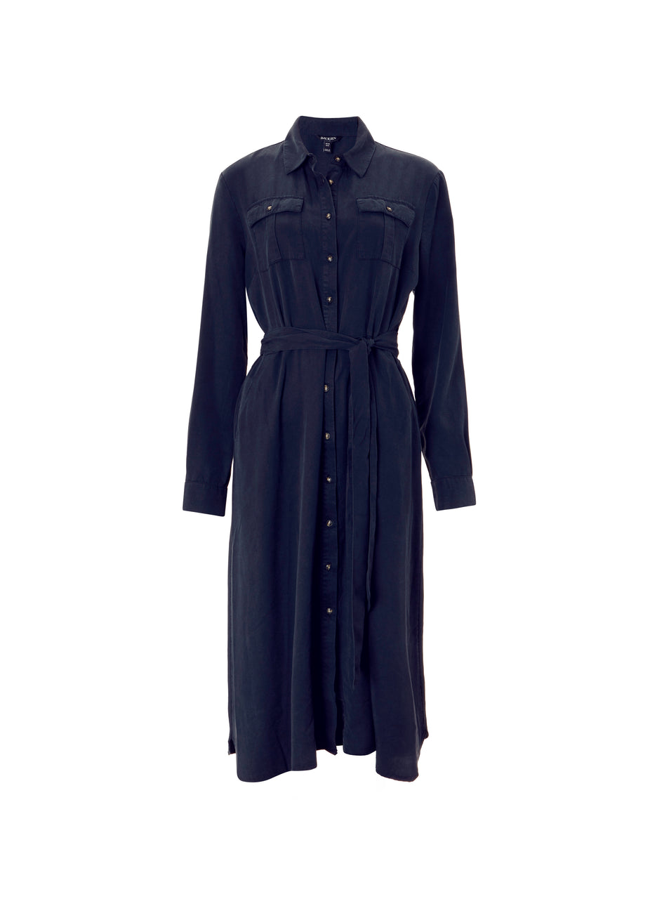 Lindon Shirt Dress