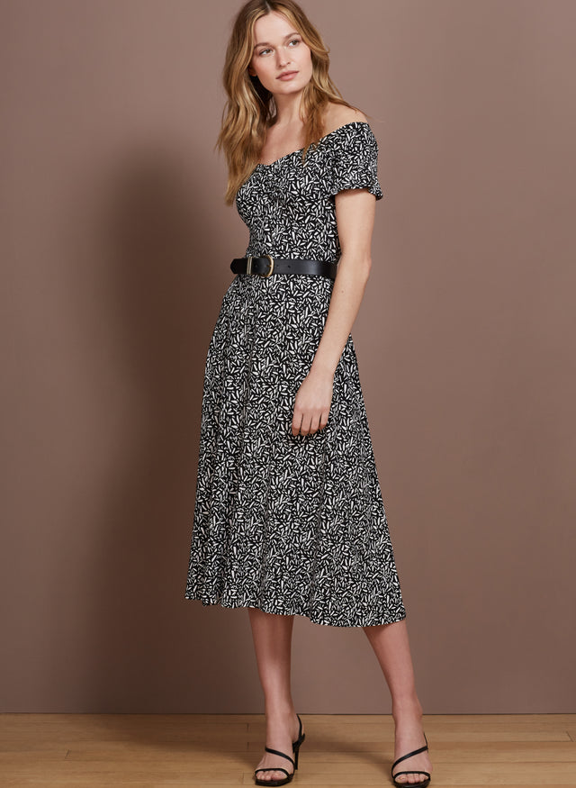 Neesha Midi Dress