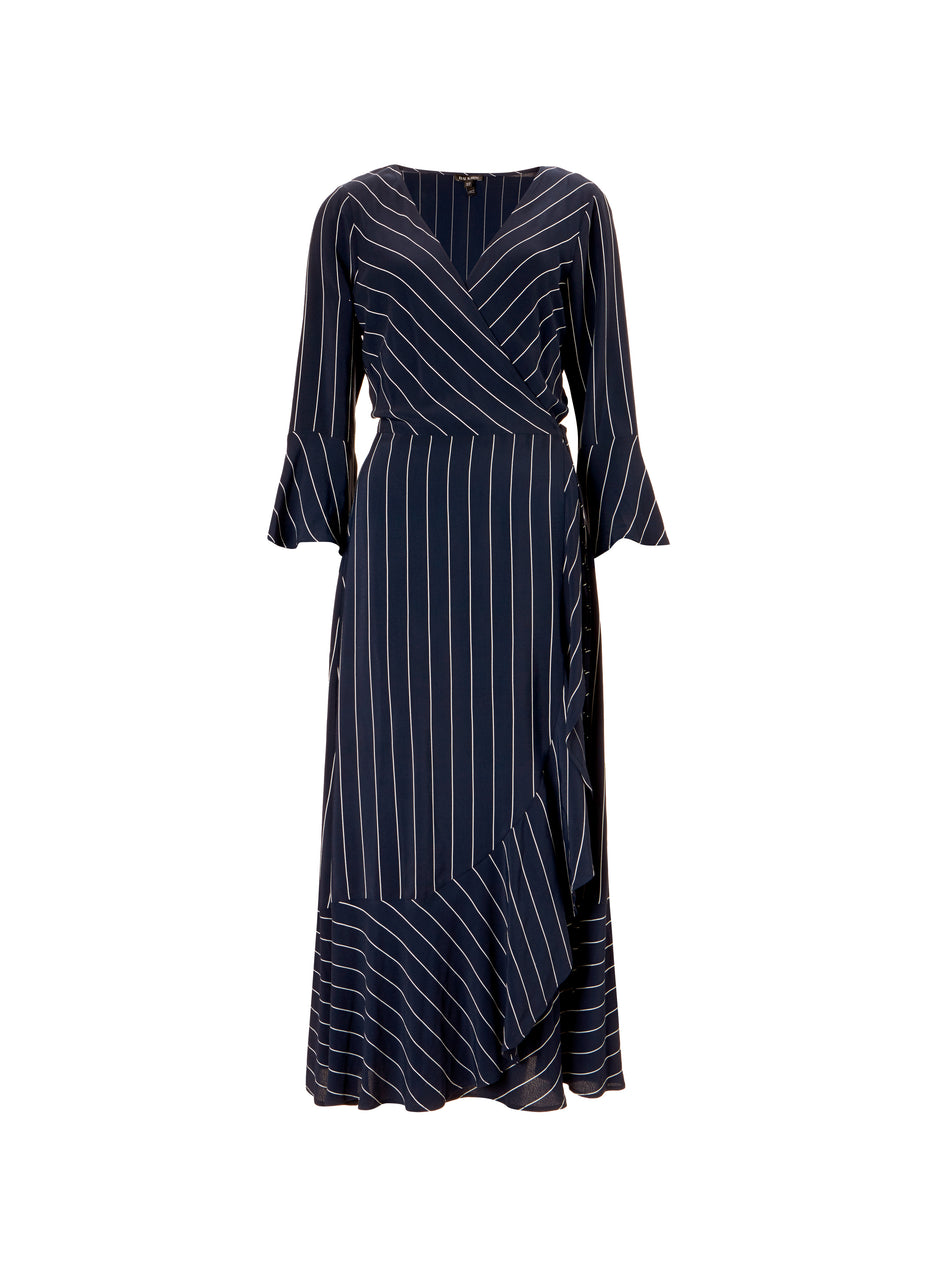 Harriet Wrap Dress