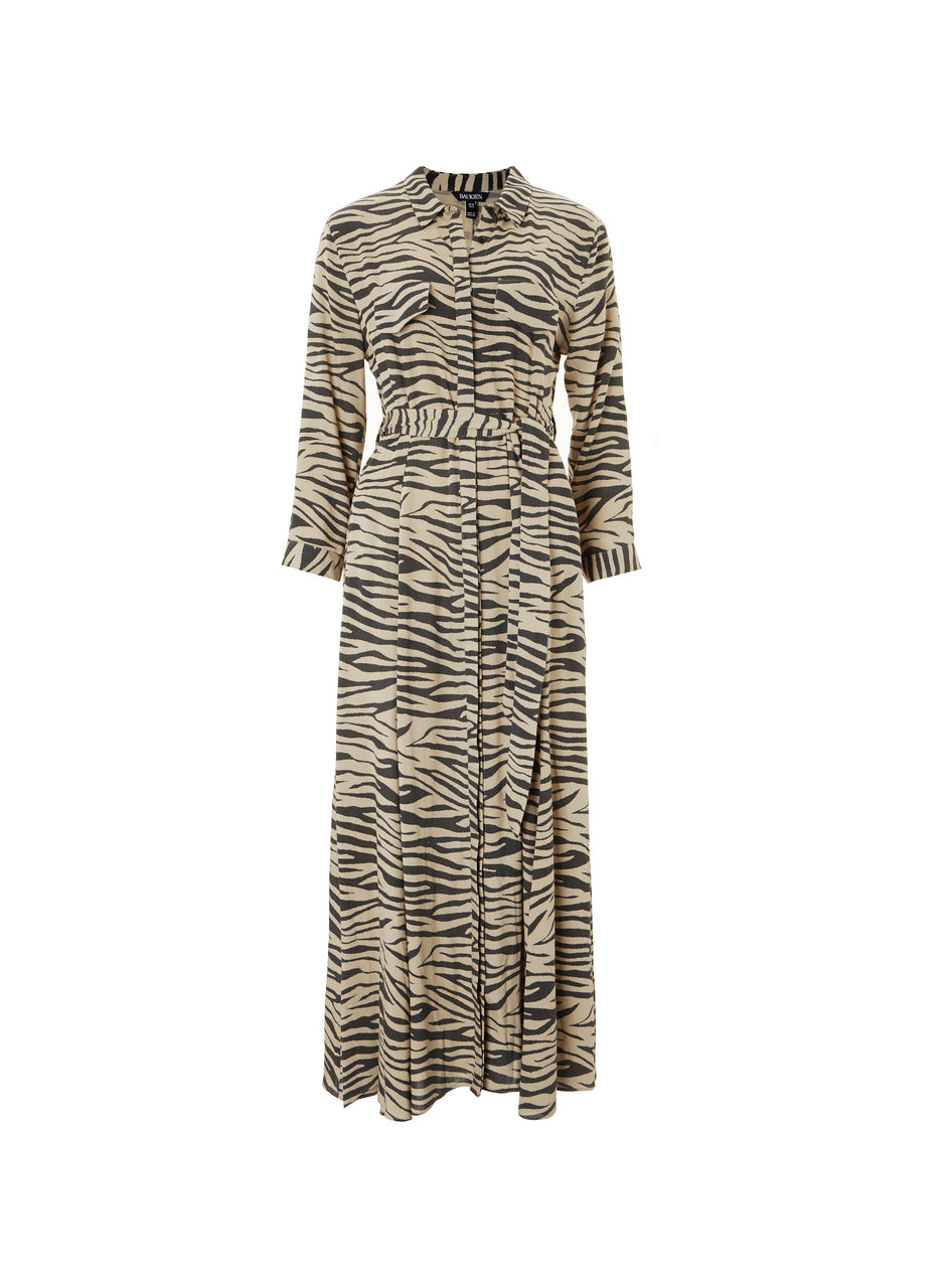Zuri Shirt Dress