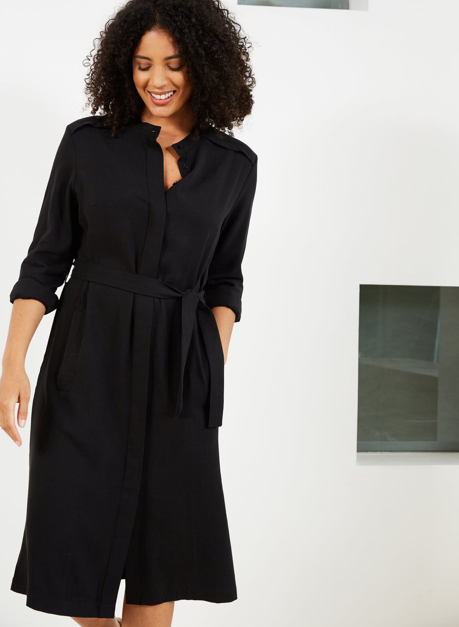 Emory Lyocell Dress