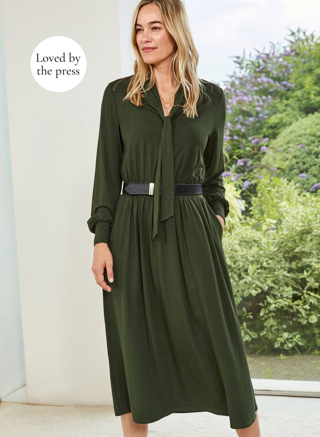 Clare Ecovero™ Dress