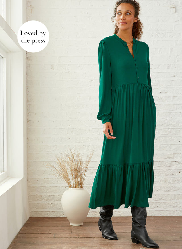 Addie Ecovero™ Dress