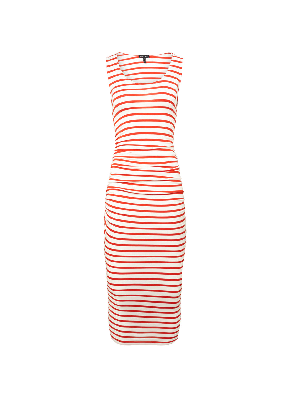 Hanna Striped Tank Dress