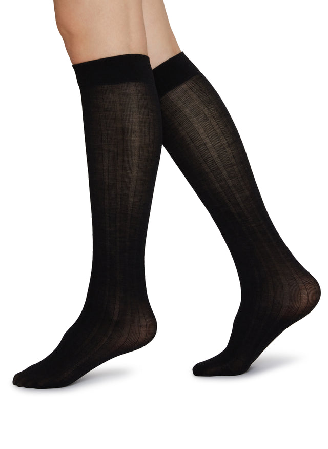 Swedish Stockings Freja Bio Wool Knee-Highs