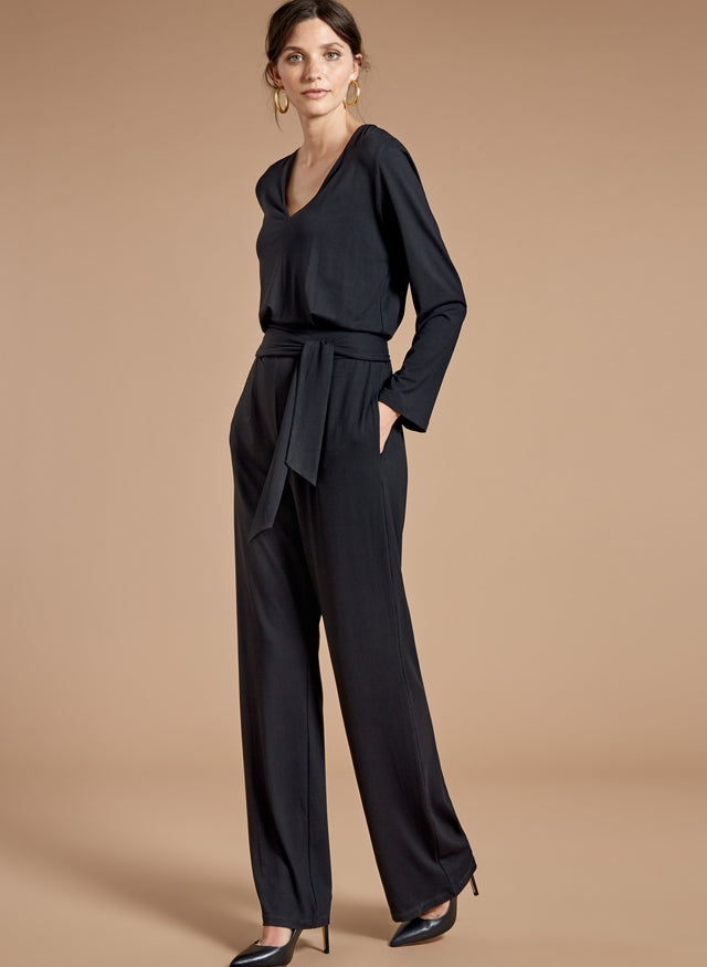 Dixie Wide Leg Jumpsuit