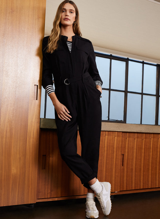 Emory Lyocell Jumpsuit
