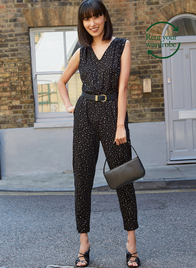 Lorelle Jumpsuit to Rent