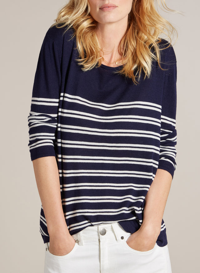 Nadia Striped Jumper