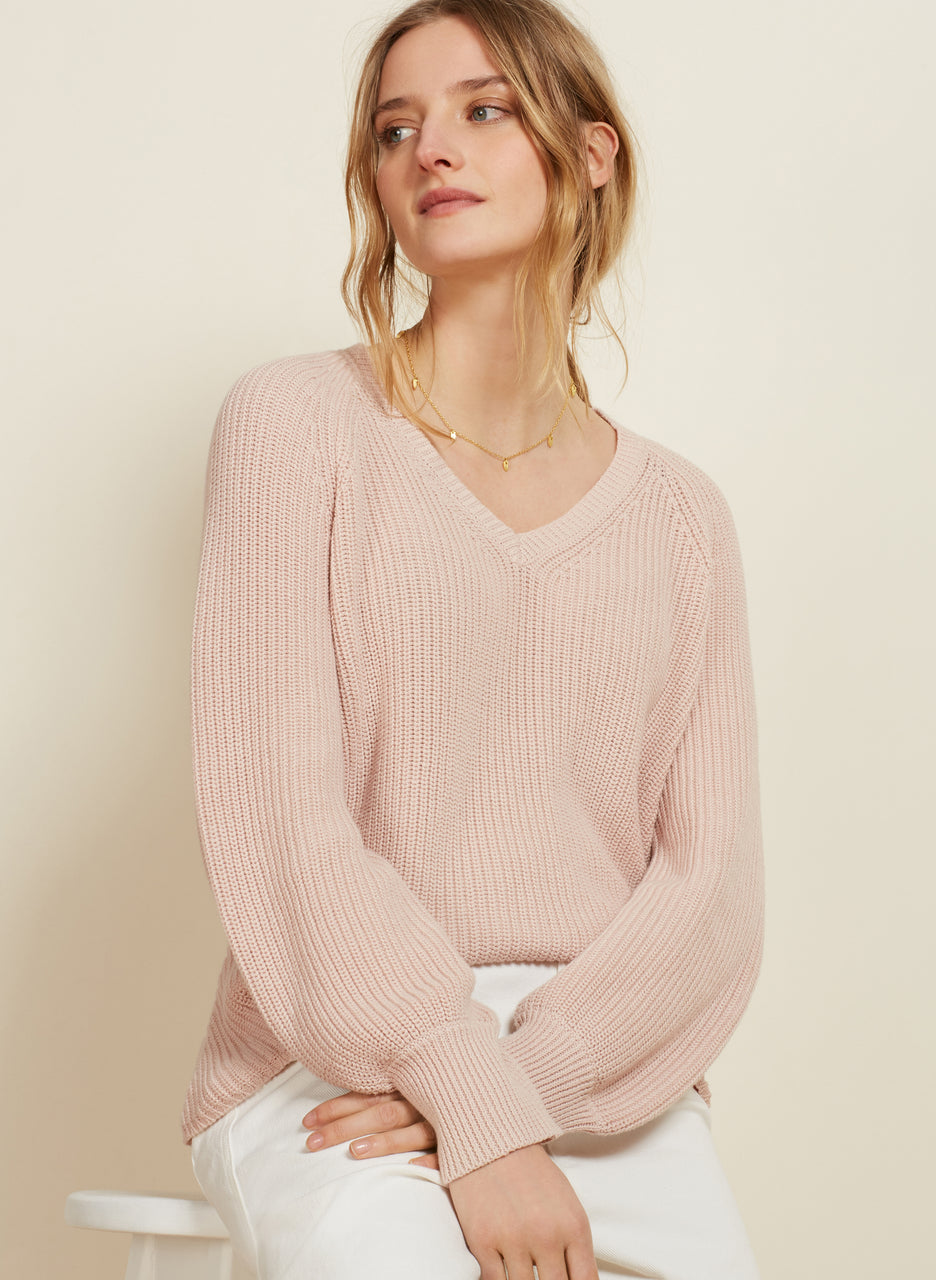 Lani V Neck Jumper