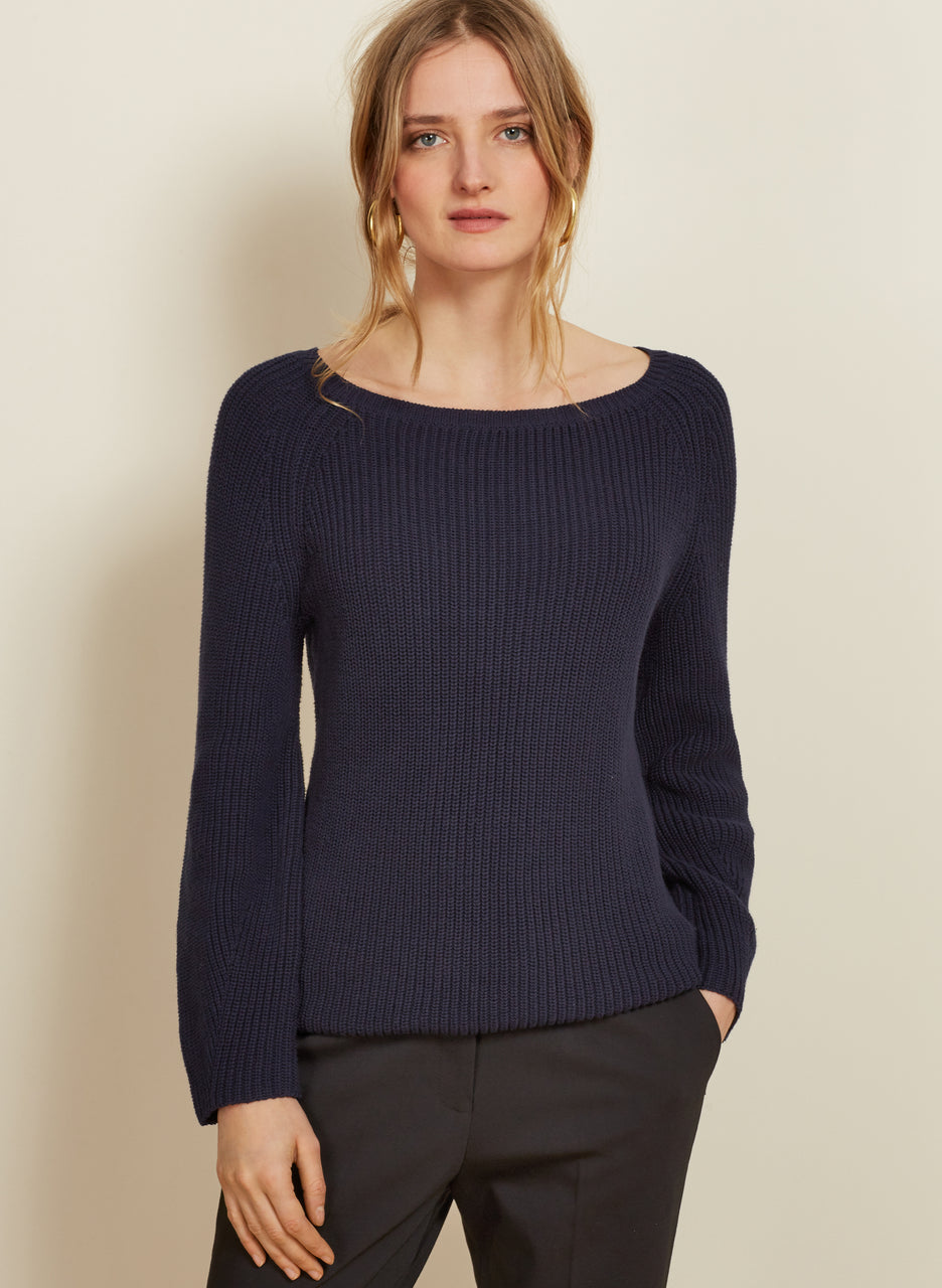 Lani Boat Neck Jumper