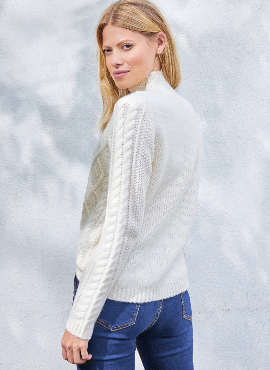 Margot Cable Jumper