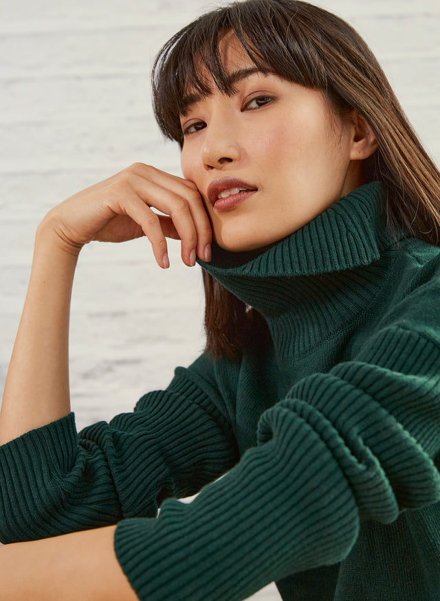 Amelia Greencash Jumper