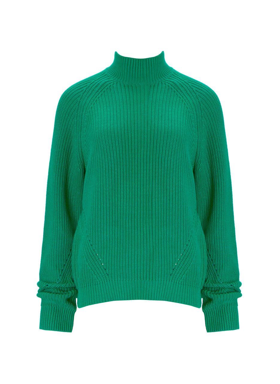 Maggie Turtleneck Jumper