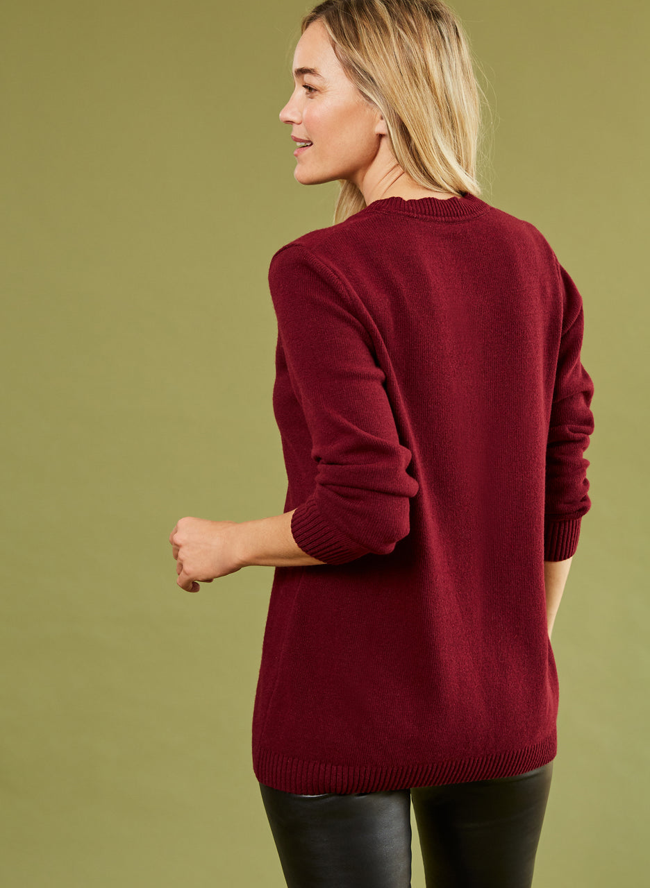 Roxana Greencash Jumper