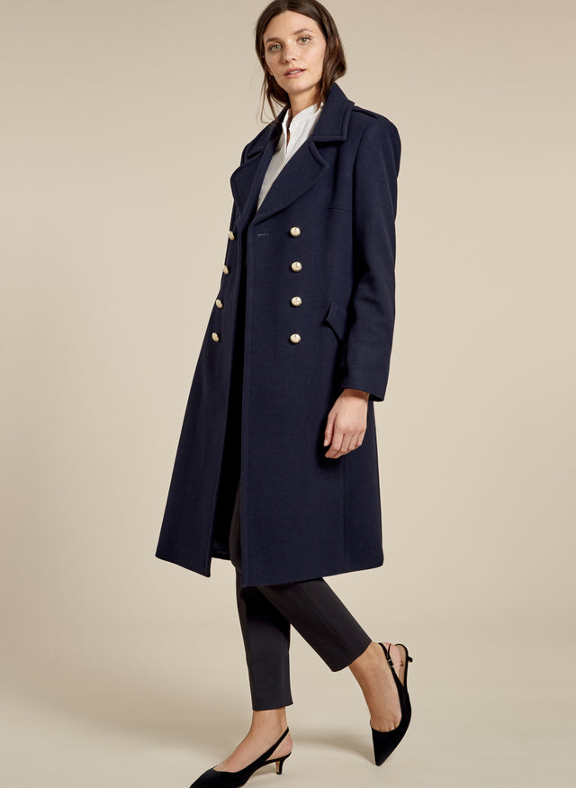 Blair Long Coat
