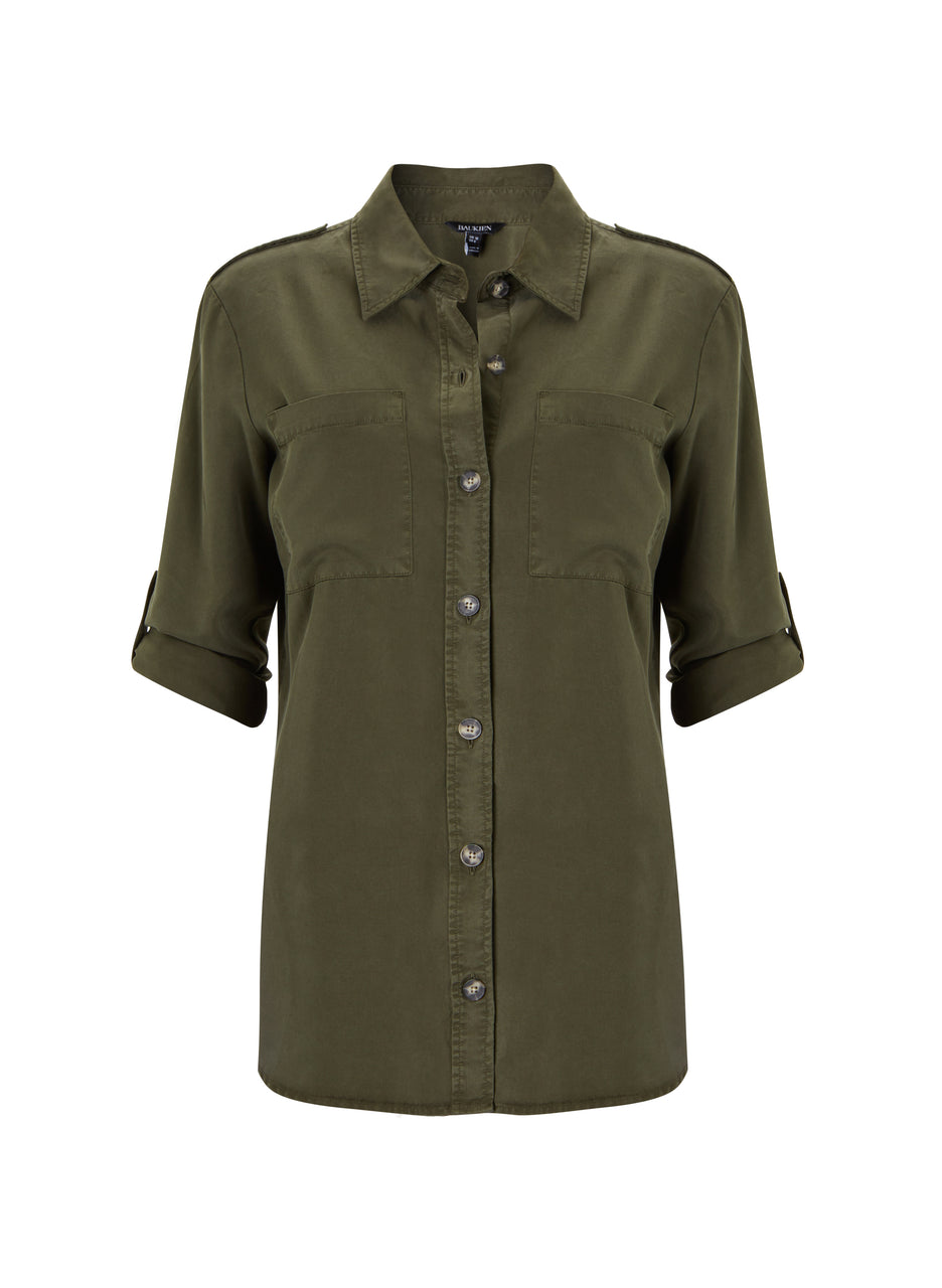Lindon Tencel™ Safari Shirt