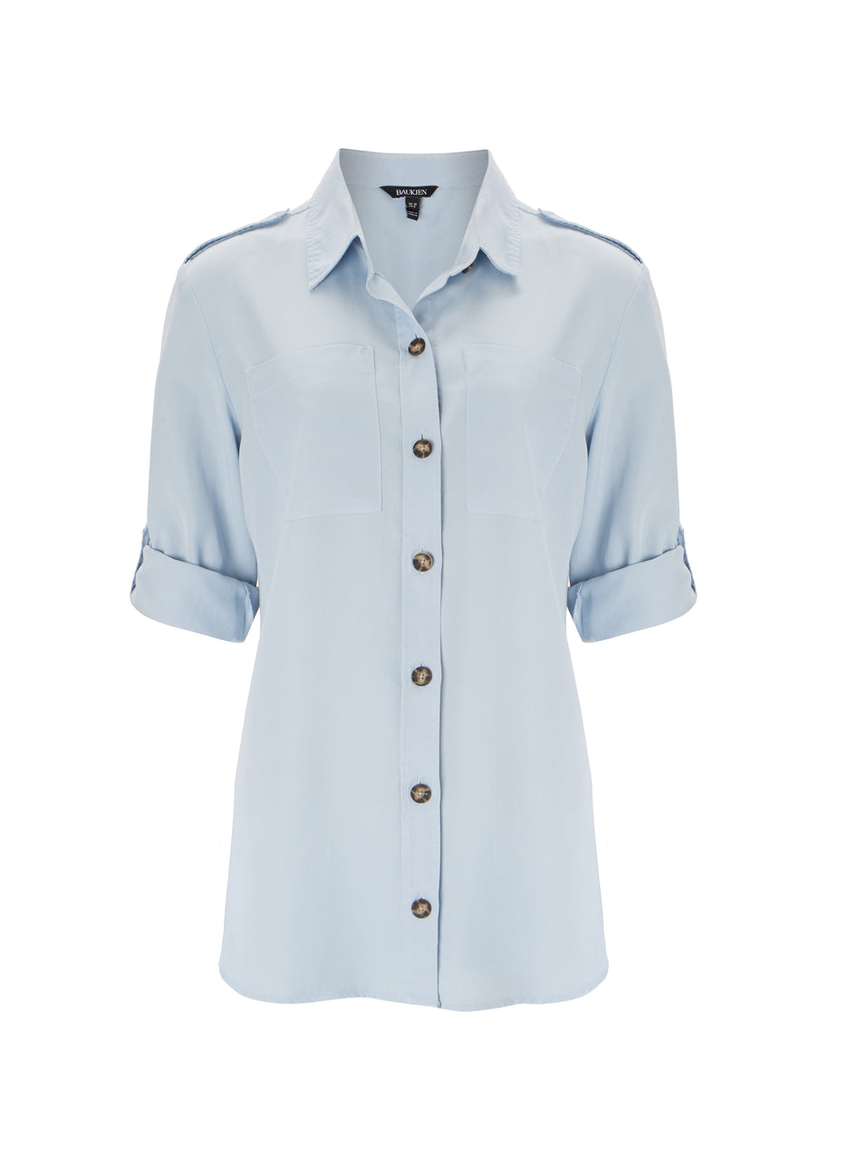 Lindon Safari Shirt
