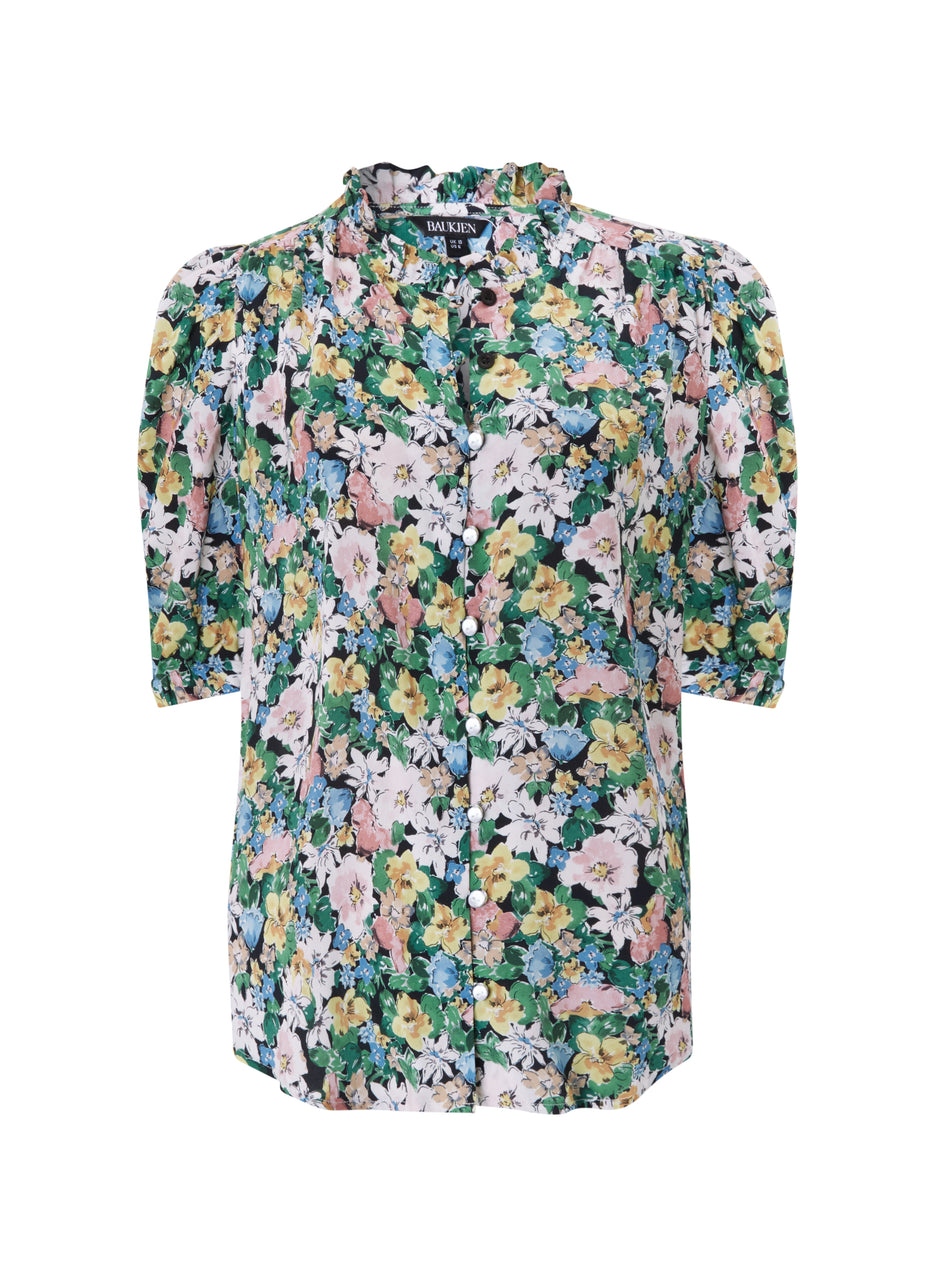 Bianca Blouse with LENZING™ ECOVERO™
