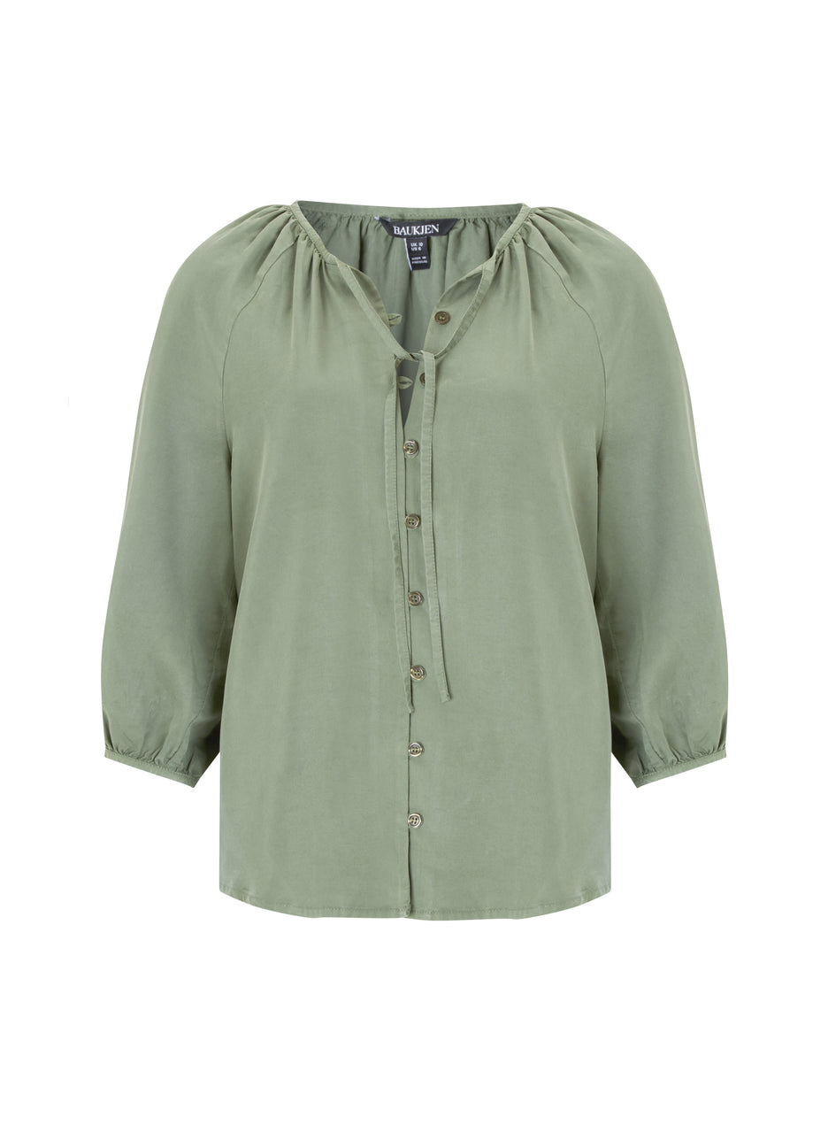 Luisa Tencel™ Blouse to Rent