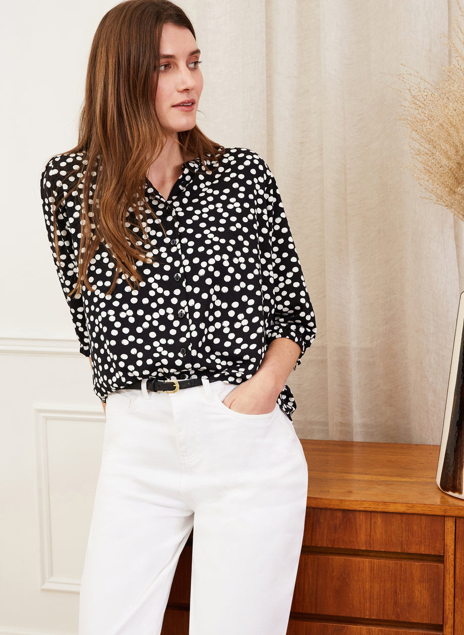 Daniella Blouse with LENZING™ ECOVERO™