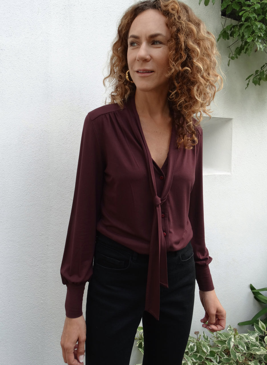 Eleanor Ecovero™ Blouse